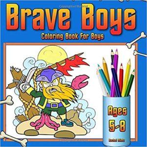 Brave Boys Ages: 30 Images! Zombies, Mummies, Monsters and Scary Creatures