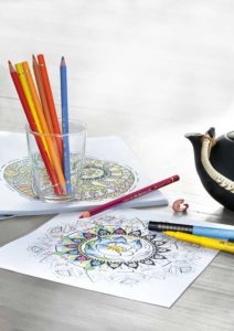 coloring books beginners tips