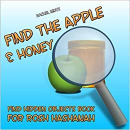 Rosh hashanah book for kids