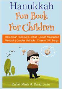 Hanukkah Fun Book For Children